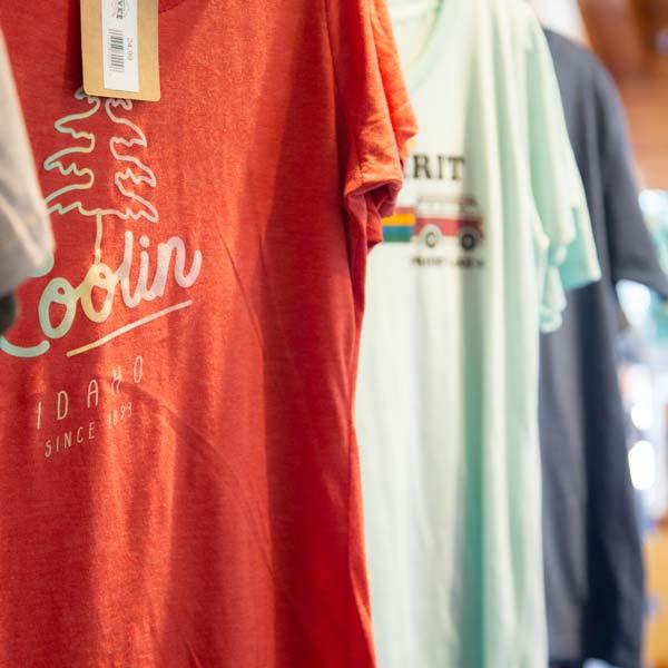 Coolin T-Shirts